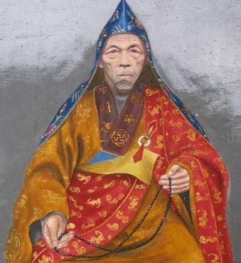 Hòa Thượng Vĩnh Gia (1840 - 1918)