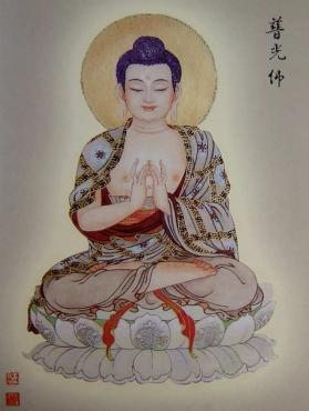 Hình ảnh của 88 vị Phật theo Kinh Hồng Danh Sám Hối