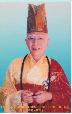 HT.Thích Phước Sơn (1937-2020)