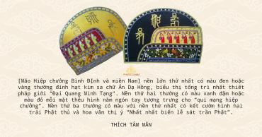 Ý nghĩa Pháp khí - Vật dụng Phật giáo