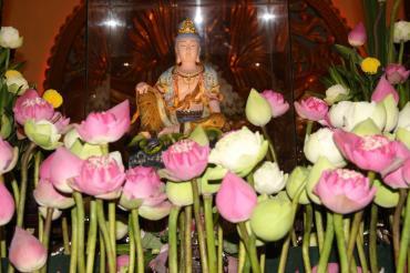 Lễ Quy Y & Vía Quan Thế Âm Bồ Tát 19-09-Kỷ Hợi