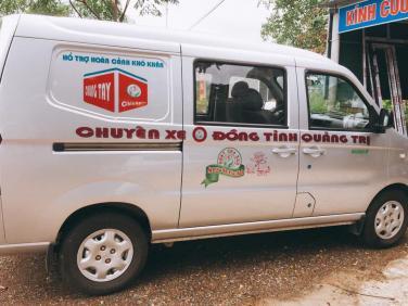 Quỹ Từ Thiện Chùa Bửu Đà: Chung tay chuyến xe từ thiện 0 đồng tại Quảng Trị