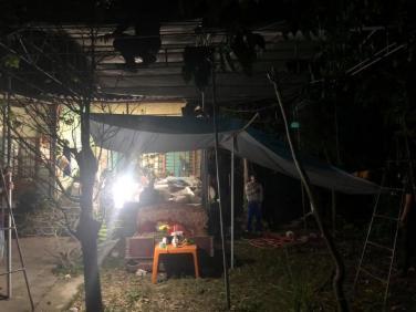 Chùa Bửu Đà: chương trình Áo quan cho người nghèo lần 43