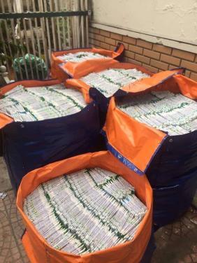 Thông tin tái chế cho mọi nhà