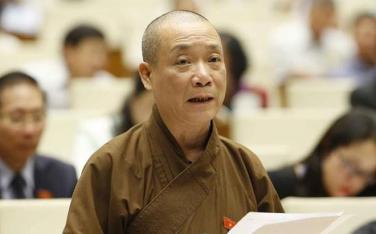 """HT.Thích Bảo Nghiêm nói về thống kê """"người theo Phật giáo"""""""