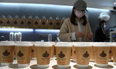 Những cốc cà phê đặc biệt ở Vũ Hán