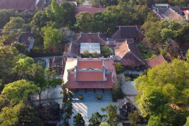 Ngôi chùa Thiền sư Thích Nhất Hạnh tịnh dưỡng