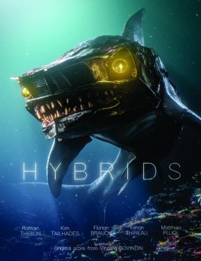 Hybrids (2017): Khi động vật hoang dã biển phải thích nghi với tình trạng ô nhiễm xung quanh
