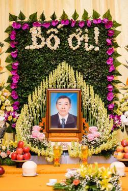 Lễ Trai tăng 'Chung thất trai tuần' hương linh Phật tử Thiện Kim - Đặng Văn Ngân