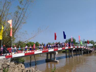 Lễ Khánh Thành Cầu Cái Su liên tỉnh Bạc Liêu - Cà Mau ngày 04/03/2019