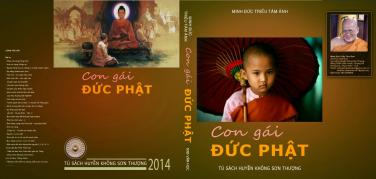 Sách: Con Gái Đức Phật - Minh Đức Triều Tâm Ảnh