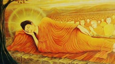Tưởng niệm ngày Phật Thích Ca nhập diệt 15/02Al