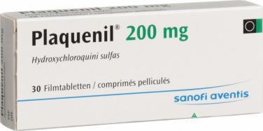 Plaquenil trong điều trị Covid-19