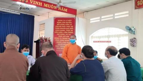 Công an mời nhiều Youtuber quay và đăng tải các video về ông Nguyễn Minh Phúc ở Củ Chi
