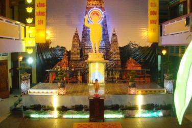 Lễ Tắm Phật PL:2555 - DL:2011
