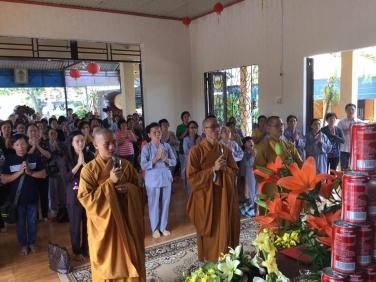 Chùa Bửu Đà: Hành Hương Thập Tự Đầu Năm Đinh Dậu - 2017