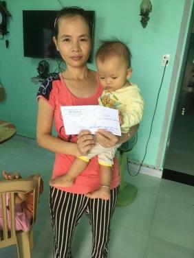 """Định kỳ: """"Hạt gạo từ bi"""" tháng 04/2018 khu vực Quảng Nam"""