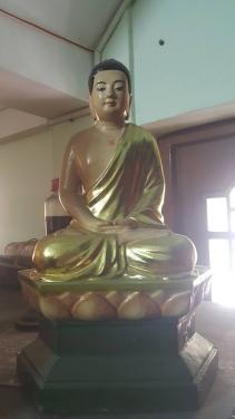 Tượng Phật Thích Ca ngồi (cũ)