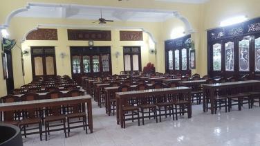SELF- STUDY (Không gian tự học cho Sinh Viên - Học Sinh tại chùa)
