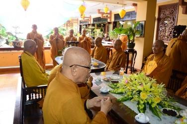 Lễ Húy Kỵ Lần Thứ Nhất Cố HT Thích Như Thọ - Trụ Trì chùa Bửu Đà (Phần 2)