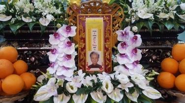 Lễ Trai Tăng Chung thất trai tuần Phật tử Bùi Thị Hường - Pd: Thị Thông