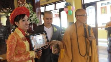 Lễ Hằng Thuận: Phật tử Đức Huy & Kim Ngân