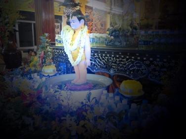 Lễ Tắm Phật PL:2558 - DL:2014 Tại Chùa Bửu Đà