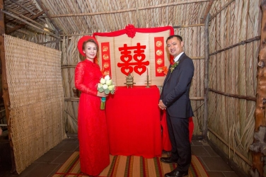 Lễ Hằng Thuận: Phật tử Minh Hùng & Yến Vy ngày 29 tháng 01 năm Mậu Tuất - 2018