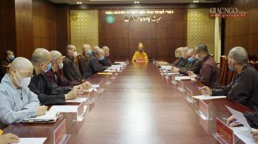 Sẽ trực tuyến lễ chính thức Đại lễ Phật đản PL.2564 tại TP.HCM và các pháp thoại Phật đản