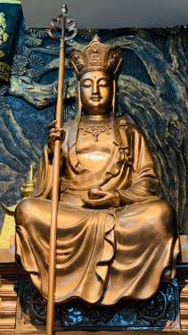 Ở nhà thờ tượng Địa Tạng có được không?
