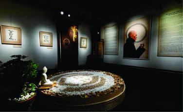 Triển lãm sách và thư pháp Thiền sư Nhất Hạnh và những sự kiện Phật giáo nổi bật khác