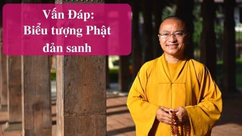 Biểu tượng Phật đản sanh có ý nghĩa biểu tượng gì?