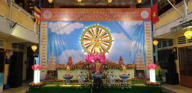 Chùa Bửu Đà: Cập nhật chuẩn bị cho Đại Lễ Phật Đản Vesak PL.2563