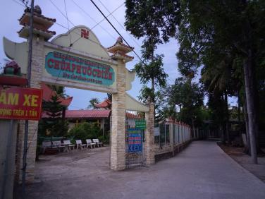 Chùa Bửu Đà: chia sẻ đến BV Tâm thần, mái ấm chùa Thiên Phước và chùa Phước Điền (Tiền Giang)