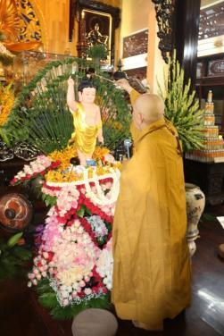 Chùa Bửu Đà: Lễ Tắm Phật mùng 08 tháng 04 năm Canh Tý (2020)