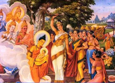 Vì sao dùng từ Đản sanh khi đức Phật ra đời?