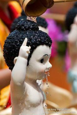 Ý nghĩa 'Lễ tắm Phật'
