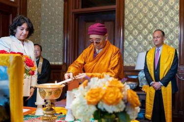 Tòa Bạch Ốc tổ chức Đại lễ Phật đản với thắp nến lần đầu tiên trong lịch sử Hoa Kỳ