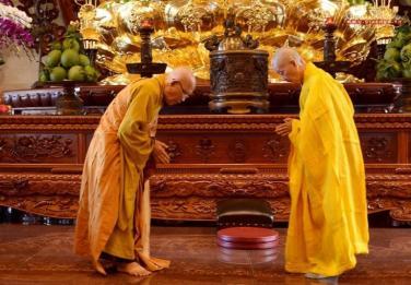 Mùa An cư kiết hạ Phật lịch 2565 của Phật giáo TP.HCM sẽ chuyển sang hậu an cư