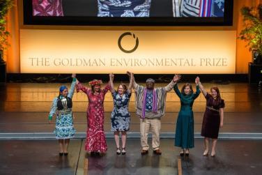 'Nobel xanh' - Giải thưởng lớn nhất thế giới về môi trường xướng tên một người Việt Nam