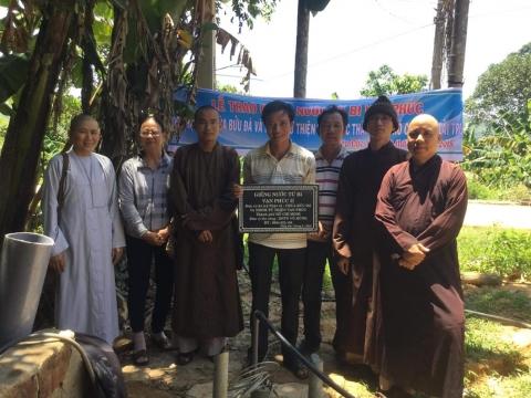 Chùa Bửu Đà: Giếng Nước Vạn Phúc 2 tại Ngọc Sơn (Hiệp Đức-Quảng Nam)