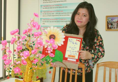 """Sống rực rỡ như """"đóa hoa"""" Nguyễn Hướng Dương"""