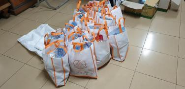 Chùa Bửu Đà: 50 phần quà cho các em học sinh nghèo tại Đồng Tháp