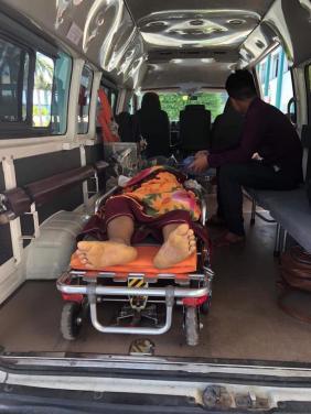 Quỹ áo quan chùa Bửu Đà: hỗ trợ đưa xác về quê mai táng