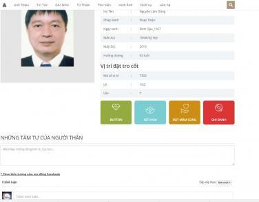 Chùa Bửu Đà: cập nhật mới cho website chuabuuda.org