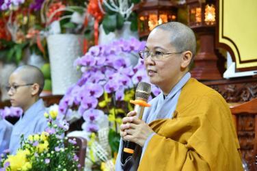 Kính mời quý Phật tử đến tham dự Lớp thiền 'Tứ niệm xứ'