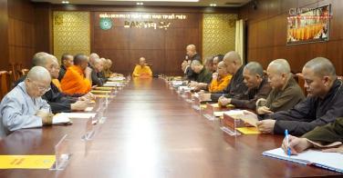 Phật giáo TP.HCM có 44 trường hạ tập trung