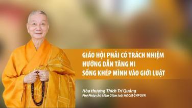 Điểm tin Giác Ngộ số 54: Tin tức Phật giáo đáng quan tâm