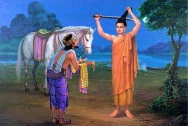 Đức Phật có để tóc hay không, tướng nhục kế là gì?