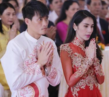 Con đường tu tập của vợ chồng Phật tử Công Vinh - Thủy Tiên